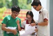 Ngày đầu thi THPT quốc gia: Đề thời sự, khó đạt điểm 10