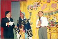 Nghệ sĩ hát bội không độc hành