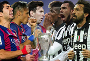 Juventus không quên ác mộng Heysel, Barcelona chờ bộ ba nguyên tử tỏa sáng
