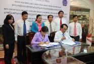 Hợp tác với Công đoàn tỉnh Champasak