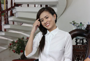 """Diễn viên Thùy Trang thổ lộ mình rất """"quậy và lỳ"""""""