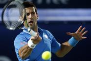 Đánh bại Murray , Djokovic vào chung kết với Federer
