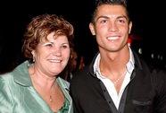 Mẹ của Ronaldo bị hải quan Tây Ban Nha làm khó