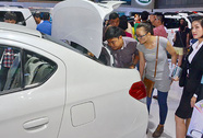 Nhập khẩu ô tô nguyên chiếc tăng 154,4%