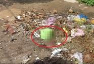 Đau lòng thai nhi chết trong đống rác