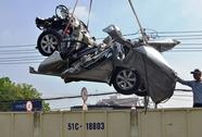 Vụ tai nạn làm 5 người chết: Có khả năng tài xế ngủ gật