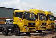 Nhập khẩu ô tô tải Trung Quốc tăng chóng mặt