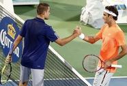 Federer vượt chặng đầu ở Dubai, Nadal mất vị trí số 3 thế giới
