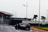 Bộ trưởng Phùng Quang Thanh về đến Hà Nội