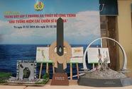 Góp một viên gạch xây dựng Khu Tưởng niệm chiến sĩ Gạc Ma