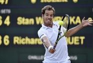 Gasquet gây sốc, 2 nhà vô địch Grand Slam gục ngã