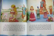 """Tranh luận quanh truyện cổ tích có đoạn """"cha muốn cưới con gái"""""""