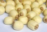 Lợi ích thiết thực từ hạt sen
