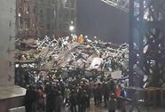 Sập giàn giáo ở Formosa: 14 người chết, 18 người bị thương