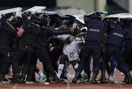 Fan cuồng Guinea Xích đạo tấn công CĐV và cầu thủ Ghana