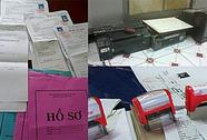 Khám nhà 1 thương binh, thu cả ngàn hồ sơ thương binh giả