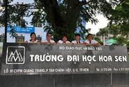 Thanh tra toàn diện Trường ĐH Hoa Sen