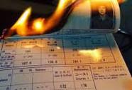 Trộm đột nhập công sở phá két sắt, đốt giấy tờ