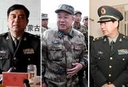 Trung Quốc: 3 tướng tham nhũng sa lưới
