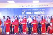 Sinh viên Bình Định có ký túc xá riêng ở TP HCM