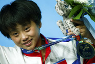 VĐV nhảy cầu 16 tuổi giành HCV lịch sử cho Triều Tiên