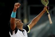 Địa chấn Madrid Open: Federer thua tay vợt tuổi 20