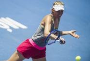 Bệnh đột ngột, Sharapova rút khỏi bán kết Mexico Open