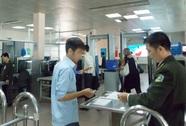 Rộ nạn dùng giấy tờ giả đi máy bay