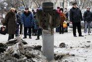 """""""Mưa"""" tên lửa ở Ukraine đe dọa hội nghị 4 bên"""