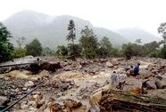 Vùng núi phía Bắc có nguy cơ bị lũ quét