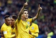 Neymar, Oscar tỏa sáng, Brazil đè bẹp chủ nhà Pháp 3-1