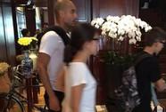 Pep Guardiola bất ngờ xuất hiện tại Việt Nam