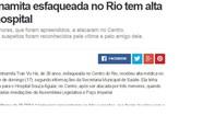 Nữ du khách Việt bị cướp đâm ở Brazil
