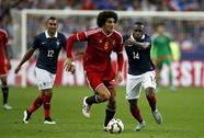 Fellaini lập cú đúp, Bỉ đánh bại tuyển Pháp tại Stade de France