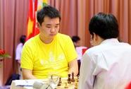 Lê Quang Liêm thất bại trận chung kết sớm với Li Chao