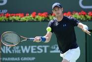 Đại chiến Djokovic – Murray ở bán kết Indian Wells Masters