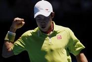 Djokovic , Nishikori vào vòng 4, chị em nhà Williams lại thắng to