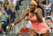 Serena, Halep vào vòng ba, Wawrinka thất bại giải đôi