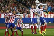 Atletico - Real Madrid 0-0: Ronaldo tắt tiếng