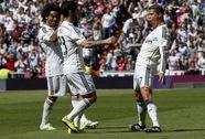 Barcelona mất điểm tại Sevilla, Ronaldo giúp Real Madrid tăng tốc