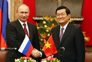 Chủ tịch nước sang Nga dự lễ kỷ niệm 70 năm chiến thắng phát xít
