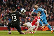 Arsenal tan giấc mộng á quân, Juventus đoạt Coppa Italia