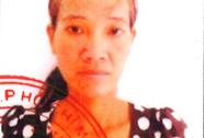 Truy nã một phụ nữ chống người thi hành công vụ