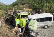 Vụ tai nạn 10 người chết ở Thanh Hóa: Tài xế chỉ có bằng lái B2