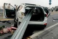 Tai nạn kinh hoàng trên đường cao tốc Nội Bài - Lào Cai