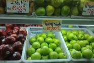ĐSQ Mỹ: Chưa có trường hợp bị bệnh nào liên quan tới táo tươi