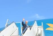 Trên chuyên cơ, Tổng Bí thư gửi điện cảm ơn Tổng thống Obama