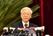 Tổng Bí thư điều hành phiên họp Trung ương về công tác nhân sự