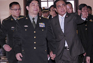 Mỹ lo Thái Lan hướng về Trung Quốc