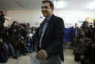 Châu Âu theo dõi sát bầu cử Hy Lạp